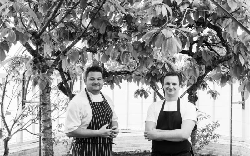 Waddesdon weddings chefs